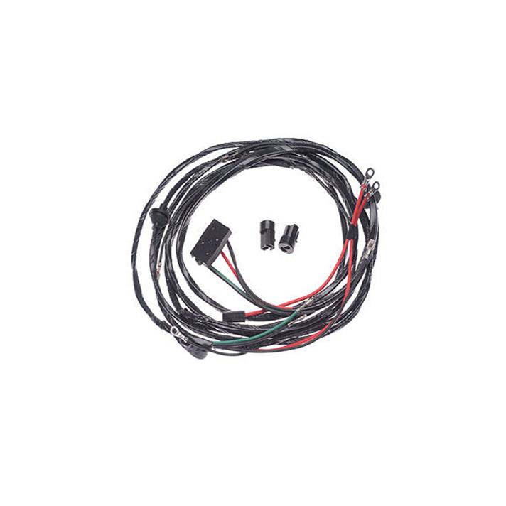 64  black  white striped wire
