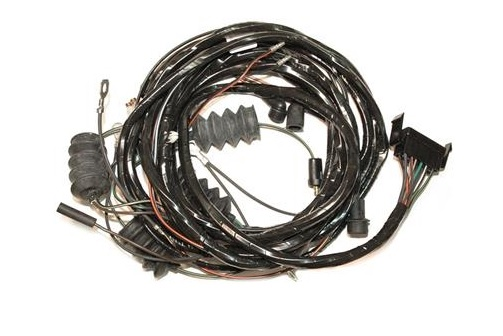 65 Rear Lamp Harness With Backup Lamps  Conv  Or 35 5 Gal
