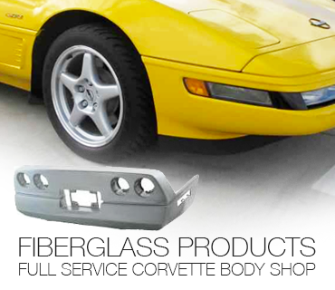 Welcome to JD Corvette - SO CAL'S #1 IN NEW/USED PARTS & FIBERGLASS