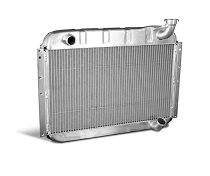 55-60 DIRECT FIT ALUMINUM RADIATOR**MANUAL