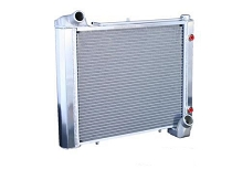 61-62 DIRECT FIT ALUMINUM RADIATOR**MANUAL
