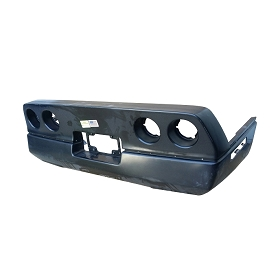 84-90 REAR BUMPER - OE DESIGN (FLEX-FIBERGLASS)