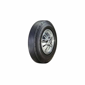 63-64 GOODRICH TIRE 6.70X15 (BLACK WALL)