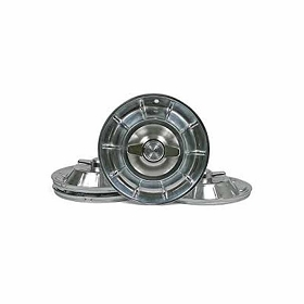 56-58 HUBCAP W/ SPINNER (EACH) (IMPORT)