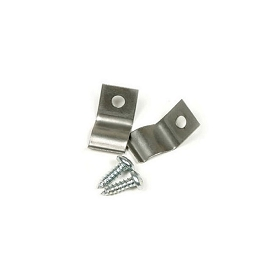 56-62 RETAINING CLIP/SCREW SET (4 PIECES)