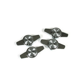 56-62 SPINNER W/ HARDWARE SET (SET OF 4)