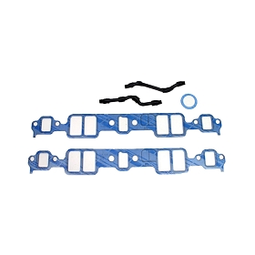 56-68 INTAKE MANIFOLD GASKET SET (327 ENGINE) (EXCEPT FI)