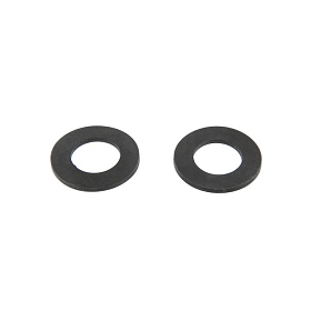 56-75 HARD TOP ANCHOR NUT GASKETS (PAIR)
