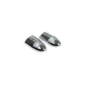 58-60 LICENSE LIGHT ASSEMBLIES (PAIR)