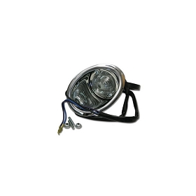 58-62 PARKING LIGHT ASSEMBLY - L.H.