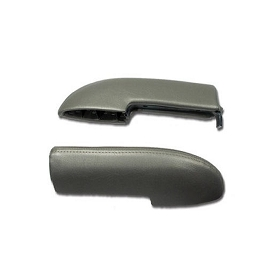 59-61 COMPLETE ARM RESTS W/O CHROME ENDS (PAIR)
