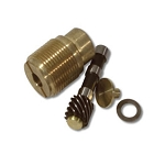 62-74 TACHOMETER GEAR ASSEMBLY (BRONZE COUPLING)