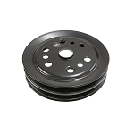 62-80 CRANK PULLEY (350 DUAL ENGINE) (69-73 W/ HP)