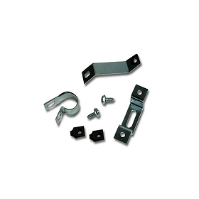 63-64 ANTENNA LOWER BRACKET & CLAMP KIT
