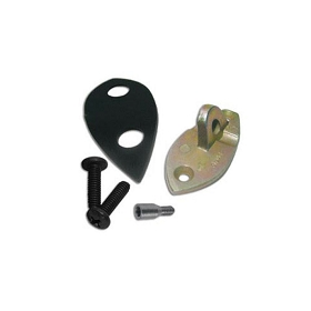 63L-67 OUTSIDE DOOR MIRROR MOUNTING KIT - L.H.