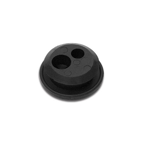 63-67 ANTENNA CABLE GROMMET (REAR)