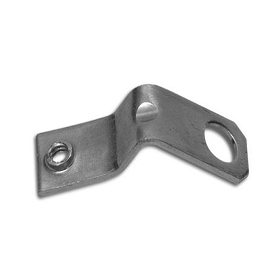 63-79 SPARK PLUG SHIELD BRACKET (4 REQUIRED PER CAR)