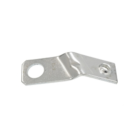 63-79 SPARK PLUG SHIELD BRACKET (2 REQUIRED PER CAR)