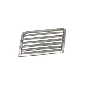 64-65 LOWER SIDE VENT GRILLE - L.H. (COUPE)