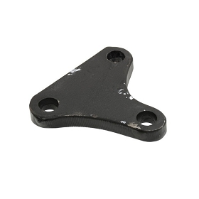 64-76 AC COMPRESSOR REAR BRACKET 327/350