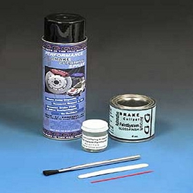 65-08 CALIPER PAINT KIT - BLACK (2 KITS REQUIRED PER CAR)