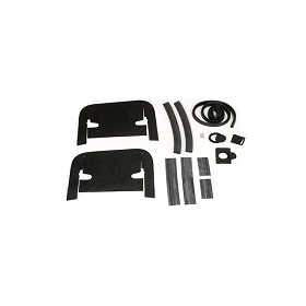 66 ENGINE COMPARTMENT SEAL KIT W/O AC (327 ENGINE)