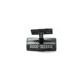 67 HOOD RELEASE CABLE W/ BRACKET