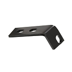 68-72 BUMPER GUARD/X-MEMBER BRACKET R.H.