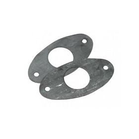 68-75 SOFT TOP REAR DECKLID LATCH GASKET