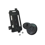 69-71 HEATER/AC CONTROL REFACE KIT w/ O A/C -