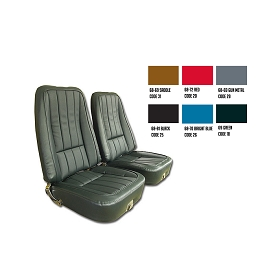 69 Vinyl Seat Covers - Reproduction