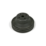 71-74 WATER PUMP PULLEY (350 w/  AC)