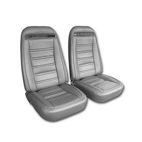 75 Leather Seat Covers Reproduction