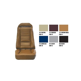 75 Vinyl Seat Cover Set Reproduction