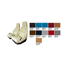 84-88 Sport Leather Seat Covers Set
