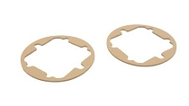 56-61 AIR CLEANER TO CARB GASKET (2X4) (PAIR)