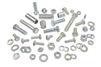 58-62 FRONT BUMPERETTE BOLT SET