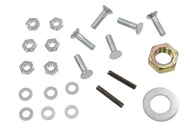 56-62 STEERING WHEEL HUB RIVET SET