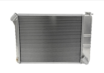 66-68 DIRECT-FIT ALLUMINUM RADIATOR (4SP)--BB