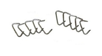 SEAT COVER CLIP SET (HOG RINGS) (10 PIECES)