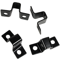 63-66 REAR SEAT MOUNT BRACKET SET (4 PIECES)
