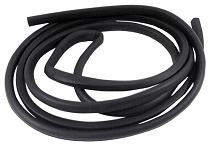 63-67 DOOR MAIN WEATHERSTRIP - L.H. (COUPE)