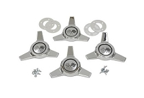 64 HUBCAP SPINNER (SET OF 4)