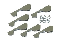 63 HUBCAP TRIM BAR SET (6 PIECES)