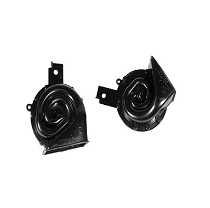 68-72 HORNS W/ WELDED BRACKETS (SET OF 2)