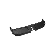 68-75 SOFT TOP HEADER TRIM PANEL
