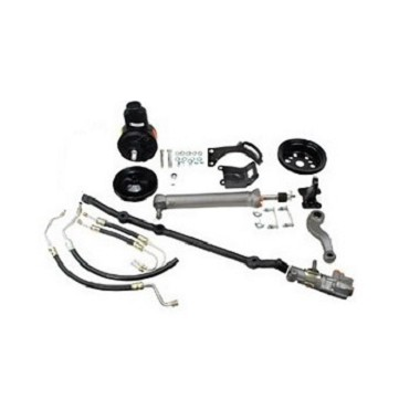 68-74 POWER STEERING CONVERSION KIT (327/350 ENGINE) (340