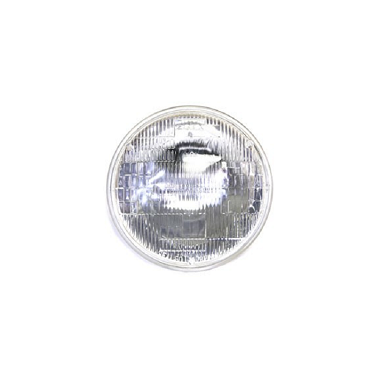 58-82 HEADLIGHT SEALED BEAM  - 3 PRONG (OUTER)