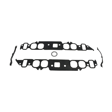 66-72 INTAKE MANIFOLD GASKET SET - 427/454 ENGINE (OVAL PORT)