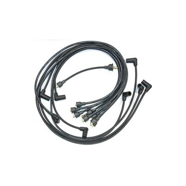 68L SPARK PLUG WIRE SET - 327 (DATED 1-Q-68)